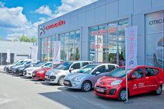 «АИС-Ситроен-Центр» приглашает на тест-драйв автомобилей Citroen и дарит каждому покупателю авто сигнализацию в подарок.