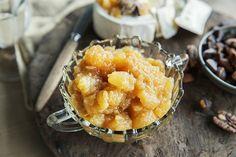 Kjapt, friskt og knasende tilbehør til ost Matcha, Apple Pie, Acai Bowl, Deserts, Breakfast, Food, Acai Berry Bowl, Morning Coffee, Essen