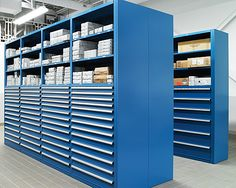 View A Photo Collection Of Storage Wall® Systems From Lista. See All Of Our  Industrial Wall Cabinets And Warehouse Storage Equipment All In One Place  From ...