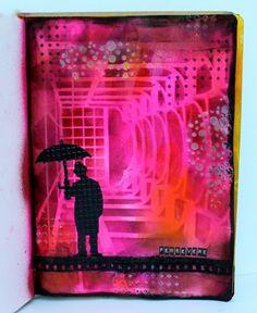 Marjie Kemper art journal 02282014