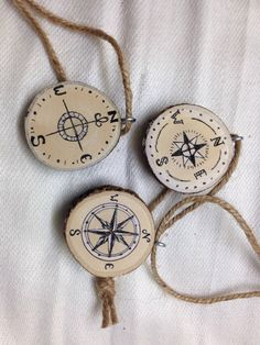 2015 DIY Ornaments Ideas - 25  off Sale  Christmas in July  Compass