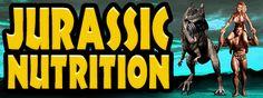 Jurassic Nutrition Dinosaurs, Nutrition