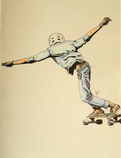 Skate arte