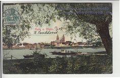 NIEDERRHEIN , KREIS KLEVE , REES AM RHEIN , 1907 | eBay