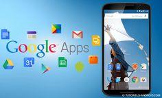 Liste des GAPPS pour Android