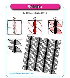 Rondelo by Genevieve Crabe