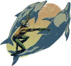 Aquaman by Ming Doyle
