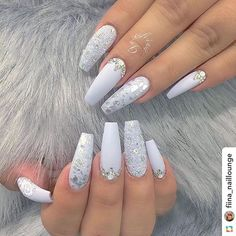 by @fiina_naillounge:@vsmilez0121 @vetro_usa  mysteries gray . #nailsbeauty #nailsbenails #starbucks #nails #nailspink #gelnails #nailsblack #nailschrome #gel #fashionblogger #nailswag #nails #nailinstagram #colorgel #nailsdesign #nails #clothes #food #mattenails #nails2inspire #nailartist #bridalnails#weddingnails#أظافر #nails#wedding#nudenails#swarovski#winter#whitenails