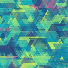 Equilateral Confusion on Behance