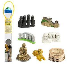 Safari Ltd World Landmarks TOOB