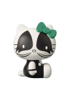 ba9a432440 Medicom Kiss X Hello Kitty  The Catman Vinyl Collector Doll ❤ Diamond Comic  Distributors
