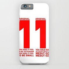 Mesut Ozil - Arsenal iphone case, smartphone