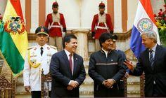 Bolivia Informa: Presidente Cartes confirma presencia en inauguración de planta Gran Chaco