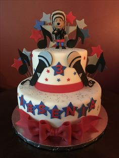 Ash, Sing Birthday Cake