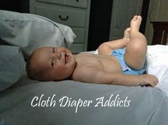 Daily Cute Fluffy Bum - Flip - Cloth Diaper Addicts @Angie Wimberly Morris Babies