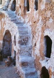 libya  stairs