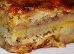 Torta de Banana - Veja como fazer em: http://cybercook.com.br/receita-de-torta-de-banana-r-7-118039.html?pinterest-rec