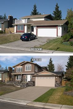 1000 Ideas About Exterior Home Renovations On Pinterest