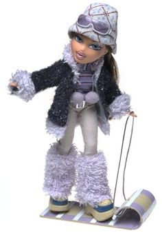 Bratz: Winter Wonderland LMFAO my cousin and I used to have these!