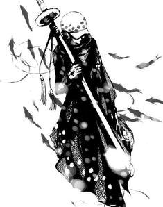 One Piece, Trafalgar Law Heart Pirates, Law One Piece, Trafalgar Law Wallpapers, Akuma No Mi, Manga Anime, Anime Art, One Piece Series, The Pirate King, One Piece Pictures