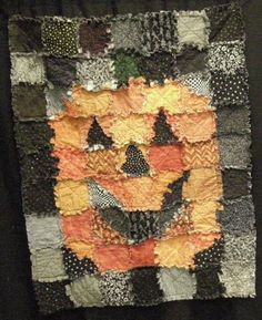 Snowman Rag Quilt - mostly Moda Aspen Frost line. | My Quilts ... : snowman rag quilt pattern - Adamdwight.com