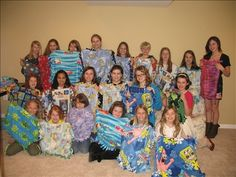 Maddie's Blankets - Blankets for animals and kids in transition (Maddie's mother is a brother!)