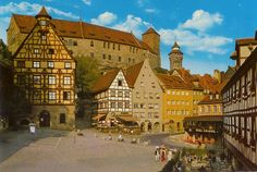 Nuremberg Castle - Germany