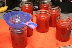 Milk Free Recipes - Tomato Sauce & Canning Part 2
