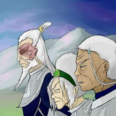 Avatar: Legend of Old People