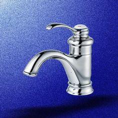 Faucets Chrome Ashley Single Hole Faucet. rensup.com