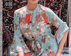 Diwali Dresses, Article Design, Sleek Look, Front Row, Kurti, Catwalk, Floral Tops, Cool Designs, Fashion Show