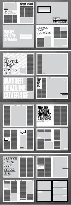 Magazine layout by Eris.