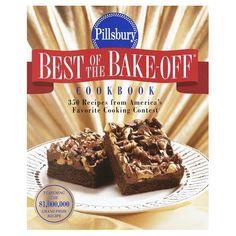 Pillsbury: Best of the Bake-off Cookbook: 350 Recipes from Ameria's Favorite Cooking Contest: Pillsbury Company: 9780517705742: Amazon.com: Books