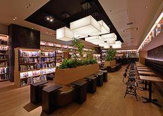 浦和 蔦屋書店|ショッピングセンター・量販店の店舗デザイン、店舗設計、店舗内装|バウハウス丸栄