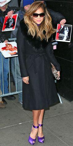 Jennifer Lopez in DVF