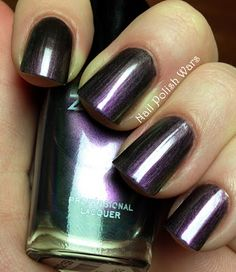 Zoya's Ki - multi chrome polish
