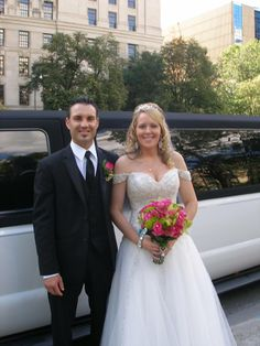 Congratulations to Derek and Amanda on their big day! Here they are with a Total Eclipse Excursion.