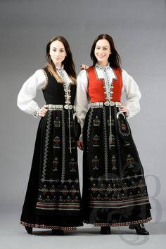 Nordfjordsbunad Ethnic Fashion, Womens Fashion, Norway, That Look, Bohemian, Culture, Costumes, Photography, Inspiration