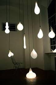 Resultado de imagen de lamparas originales origami