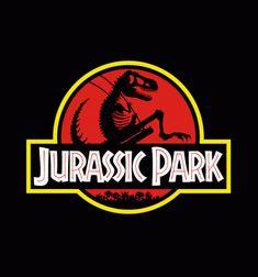 Jurassic Park - BustedTees - Image 0
