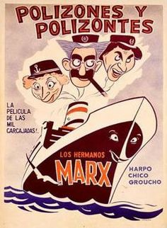 Police - Marx Brothers