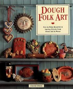 Salt Dough Crafts and Recipes: How to make salt dough crafts. Salt dough crafts and recipes, including an all-purpose recipe, and recipes for fine or firm dough, plus drying instructions and modelling tips. Salt Dough Projects, Salt Dough Crafts, Salt Dough Ornaments, Snowman Crafts, Fun Crafts, Crafts For Kids, Nature Crafts, Clay Crafts, Paper Crafts