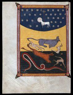 Beato de Liébana: códice de Fernando I y Dña. Sancha — (91)