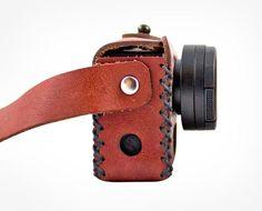 Travlr Vintage Leather GoPro Case