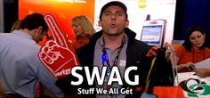 SWAG-- stuff we all get