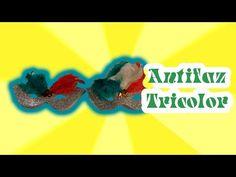 Antifaz Tricolor, Disfraz ideal