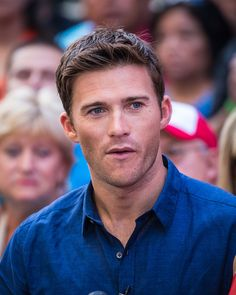 Scott Eastwood is seen at 'Good Morning America' on August 3 2016 in New York… Chicago Fire, Fast And Furious, Back In The Game, Luke Collins, Clint And Scott Eastwood, Suicide Squad, The Longest Ride, Hot Cowboys, Good Morning America