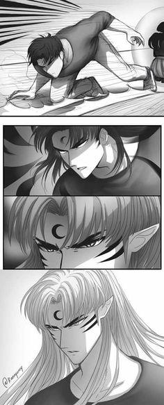 Sesshomaru Taisho era fuerte, orgulloso y apasionado, todo lo que no … #romance Romance #amreading #books #wattpad Inuyasha And Sesshomaru, Otaku, Handsome Anime Guys, Anime Oc, Comic, Kawaii Art, Animes Wallpapers, Best Cosplay, Me Me Me Anime
