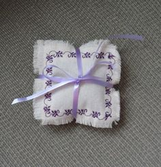 LAVENDER BUDS SACHETS / Grown in Canada by BAGLADYFROMTHEBAY