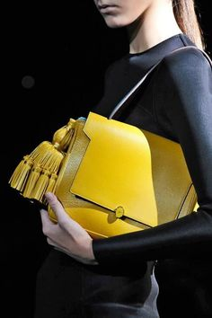 Anya Hindmarch Spring/Summer 2014 Ready-To-Wear